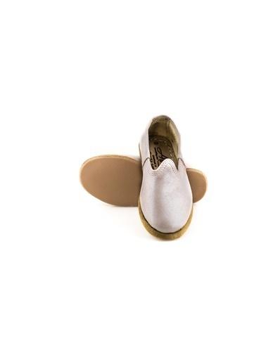 Aintap %100 Hakiki Deri Çocuk Ayakkabı Holagram Gaziantep Yemeni Pembe